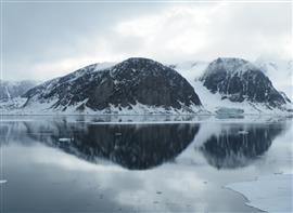 Spitsbergen. Foto Koos Dijksterhuis