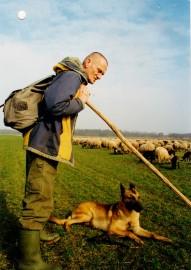 Pieter de herder Foto uit boek